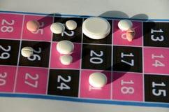 Przypadkowy mediction Zdjęcie Stock