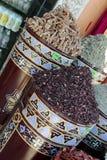 przyprawa maroka Zdjęcie Stock