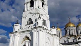 1507 1533 przypuszczenie budujących katedralnych rok Vladimir, zbiory wideo