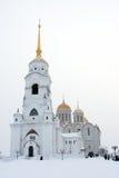 przypuszczenie katedra Zdjęcia Royalty Free