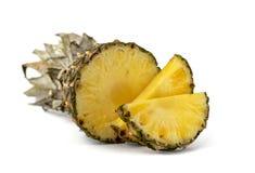 Przyrodni aromatyczny barwiący ananas zdjęcia royalty free