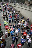 przyrodni hervis maraton Prague Obraz Stock