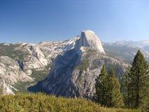 Przyrodni kopuła szczyt Obrazy Stock