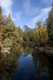 Przyrodnia kopuła od wartownika mosta Fotografia Royalty Free