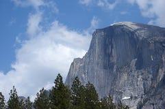Przyrodnia kopuła Yosemite Fotografia Royalty Free