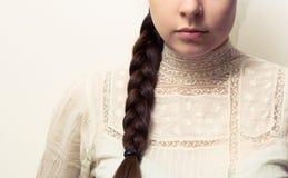 przyrodnia twarzy kobieta s Obraz Stock