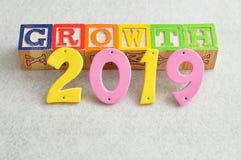 2019 przyrost Fotografia Stock