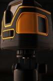 Przyrządu laseru poziom Obrazy Royalty Free