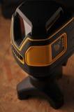 Przyrządu laseru poziom Zdjęcia Royalty Free