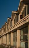 Przyschnięta architektura Fotografia Royalty Free