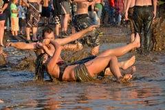 Przystanek Woodstock Stock Image