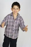 Przystojna chłopiec Obraz Royalty Free