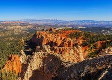 Przystojna rockowa formacja bryce jar hoodoos park narodowy Zdjęcie Royalty Free