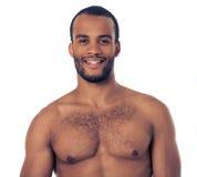 Przystojnego Afro Amerykański mężczyzna Obraz Stock