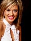 przystojny blondynkę model Zdjęcie Stock