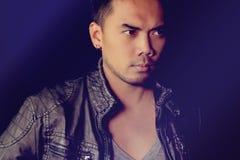 Przystojny filipińczyk fotografia stock