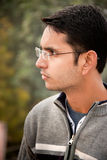 przystojny indyjski mężczyzna Zdjęcie Royalty Free