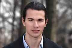 Przystojny młody człowiek Fotografia Royalty Free