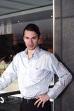 Przystojny młody człowiek Zdjęcie Royalty Free