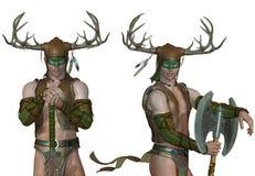 przystojny Viking Zdjęcia Royalty Free