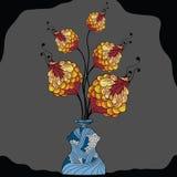 Przyszłość rośliny royalty ilustracja