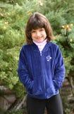 przyszłości mody dziewczyna Obraz Royalty Free