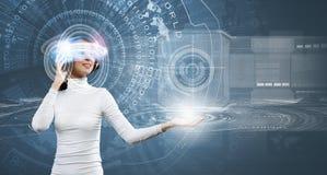 przyszłościowe technologie Zdjęcie Royalty Free