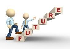 Przyszłościowy pojęcie Fotografia Stock