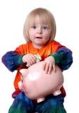 przyszły oszczędności Obraz Stock
