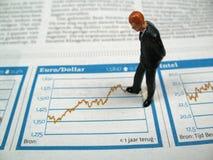 przyszłe waluty Zdjęcia Stock
