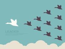 Przywódctwo royalty ilustracja