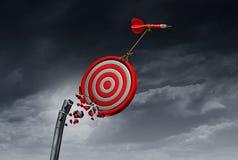 Przywódctwo strategia biznesowa ilustracja wektor