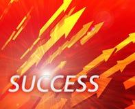 przywódctwo zarządzania sukces Obrazy Stock