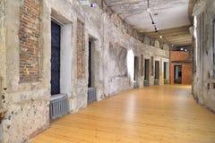 Przywrócenie Chesme galeria w Gatchina pałac Fotografia Stock