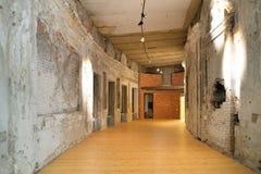 Przywrócenie Chesme galeria w Gatchina pałac Zdjęcia Stock