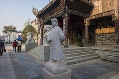 Przywrócenie li jingfang ` s poprzednia siedziba Obrazy Royalty Free
