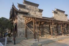 Przywrócenie li jingfang ` s poprzednia siedziba Zdjęcia Stock