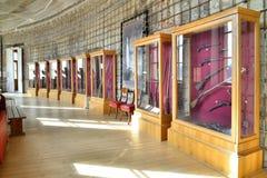 Przywrócenie zbrojowni sala w wielkiej hali Gatchina kumpel Fotografia Stock