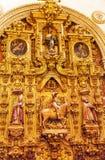 PS dell'Andalusia Granada della cattedrale della pala della basilica Fotografia Stock Libera da Diritti