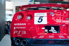 Ps3 race car  Royalty Free Stock Images