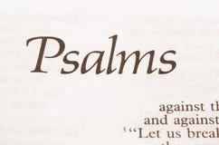 psalmy obrazy royalty free