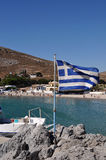Pserimos island Royalty Free Stock Image