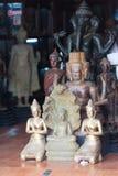 Pseudo antiquities of Angkor, Cambodia Royalty Free Stock Image