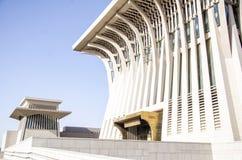 Pseudo-klassische Architektur lizenzfreie stockfotos