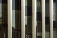 Pseudo museo dell'acropoli delle colonne a Atene Immagine Stock Libera da Diritti