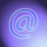 pseudonimu email Fotografia Stock