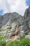 Pshekh vattenfall Royaltyfria Foton