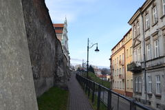 Pshemysl, Polonia Fotografia Stock Libera da Diritti
