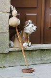 Psi Żebrak Zdjęcia Stock