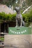 psi tuckerbox Fotografia Stock